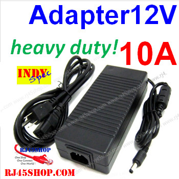 Adapter 12V 10A heavy dut...