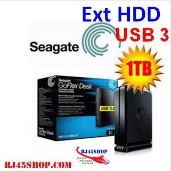 Seagate Ext HDD 1TB USB3....