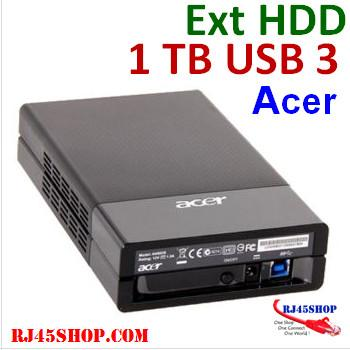 Ext HDD 1TB Acer AH003S U...