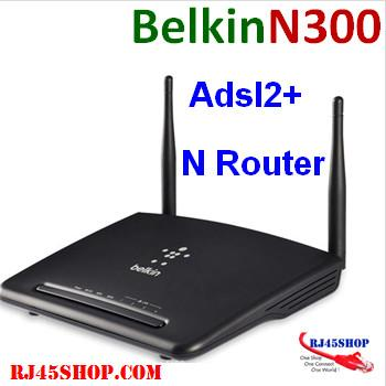 Belkin Wireless N Modem-R...