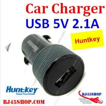 Huntkey USB 2.1A Car Char...